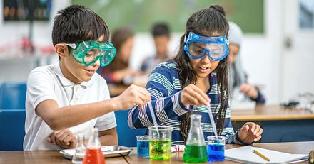 Science kits - Some merits for students