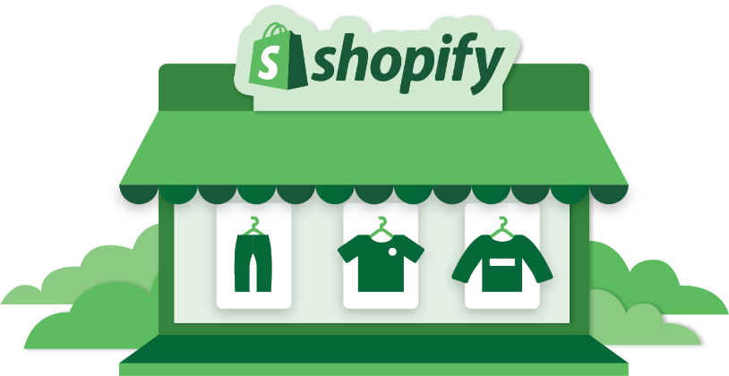 What are the benefits of using Shopify service?