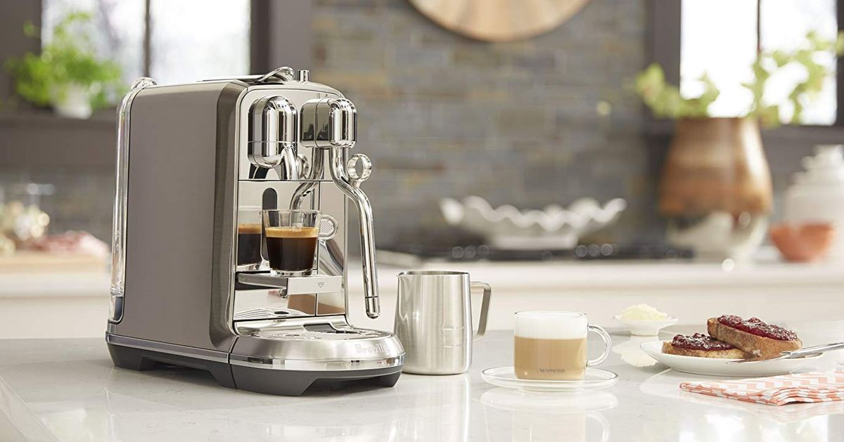 Advantages Of Having A Home Coffee Machine - READ HERE!