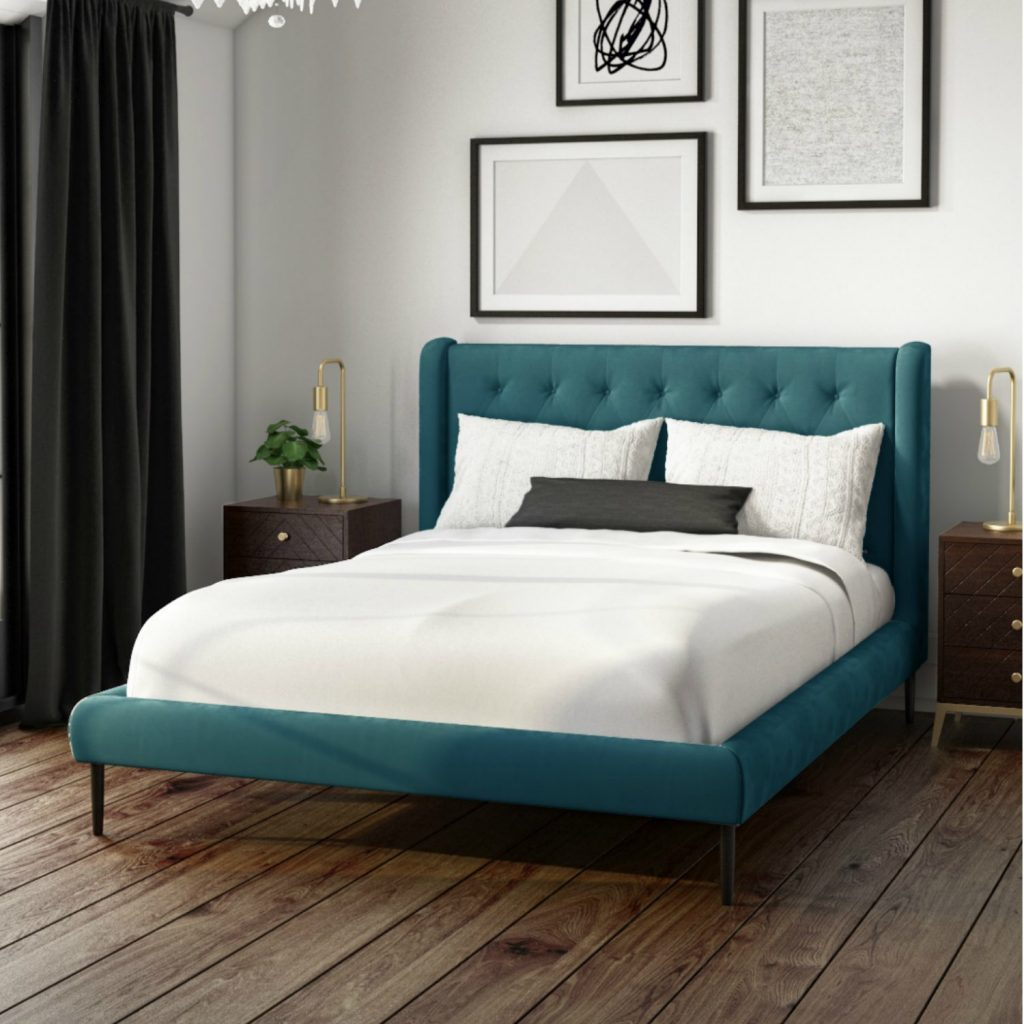 inexpensive beds